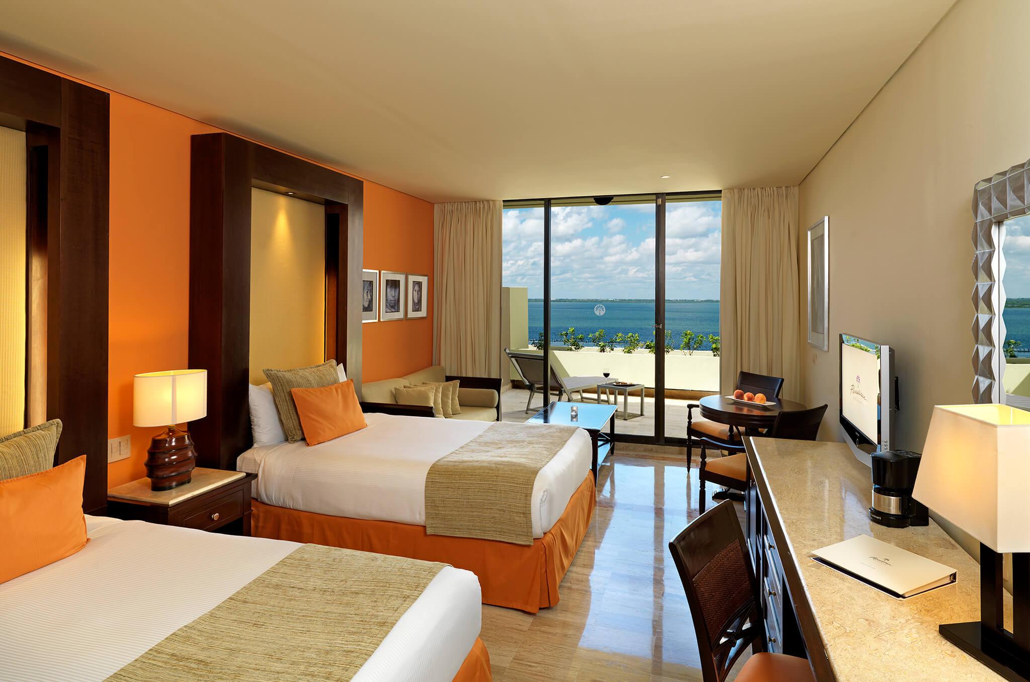Paradisus Junior Suite Lagoon View