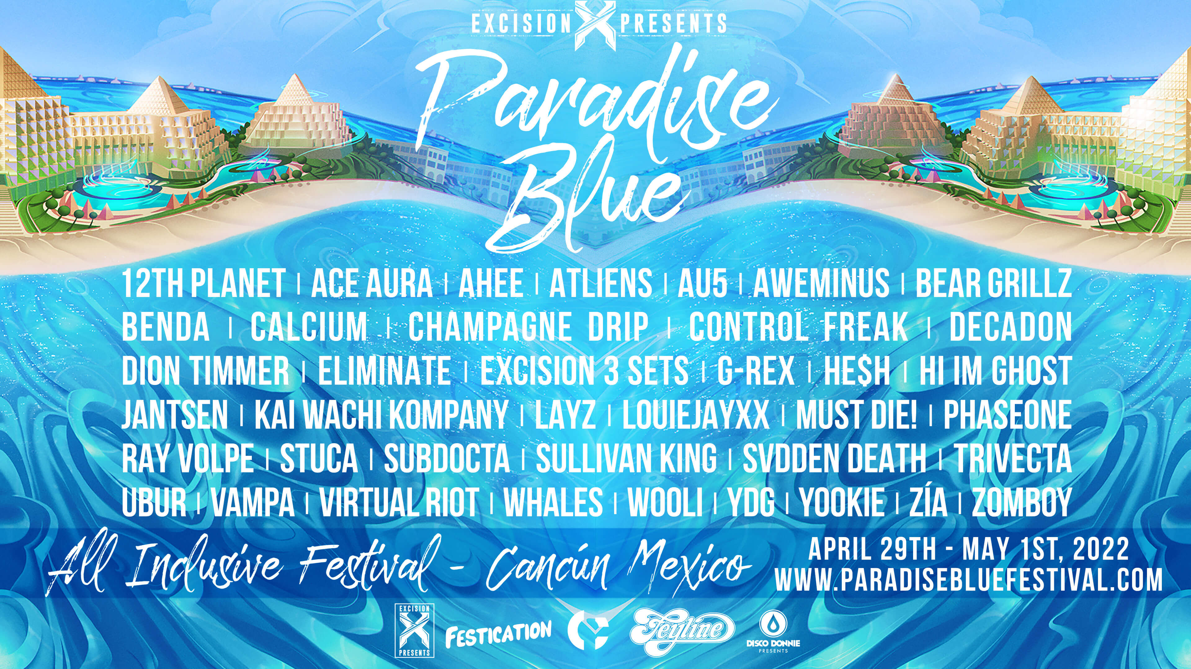 Paradise Blue Festival
