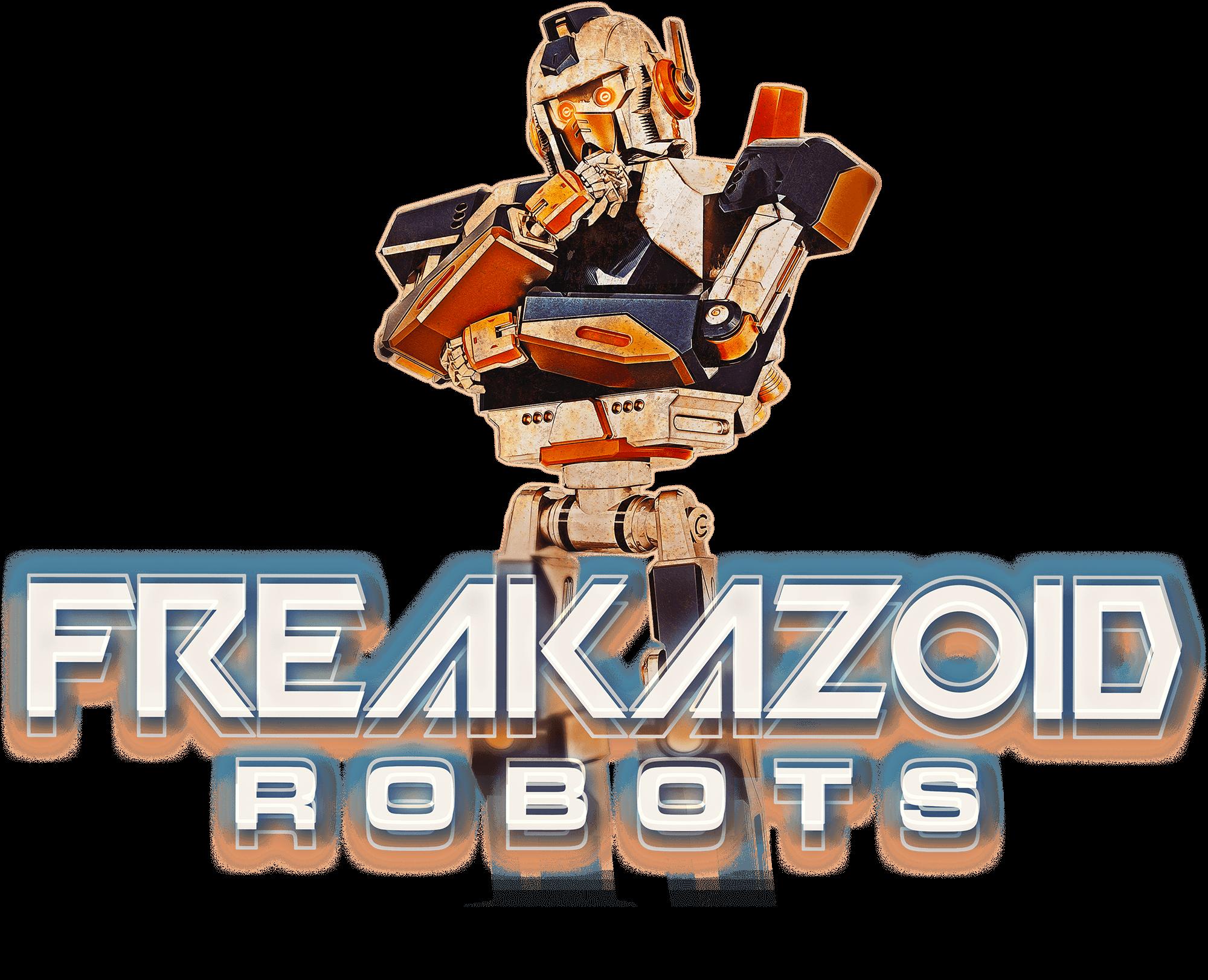 Freakazoid Robots