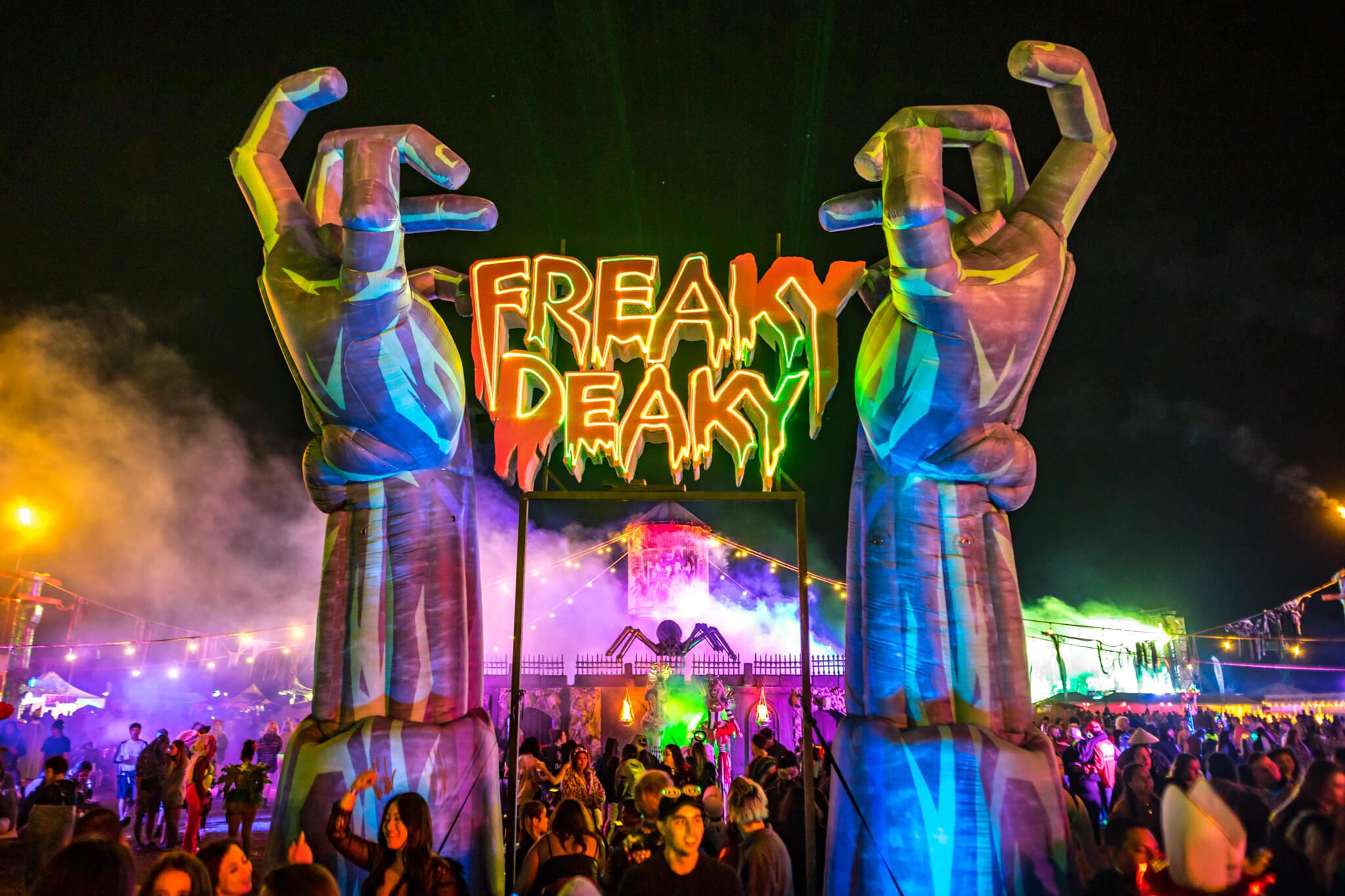 Freaky Deaky Festival 2021