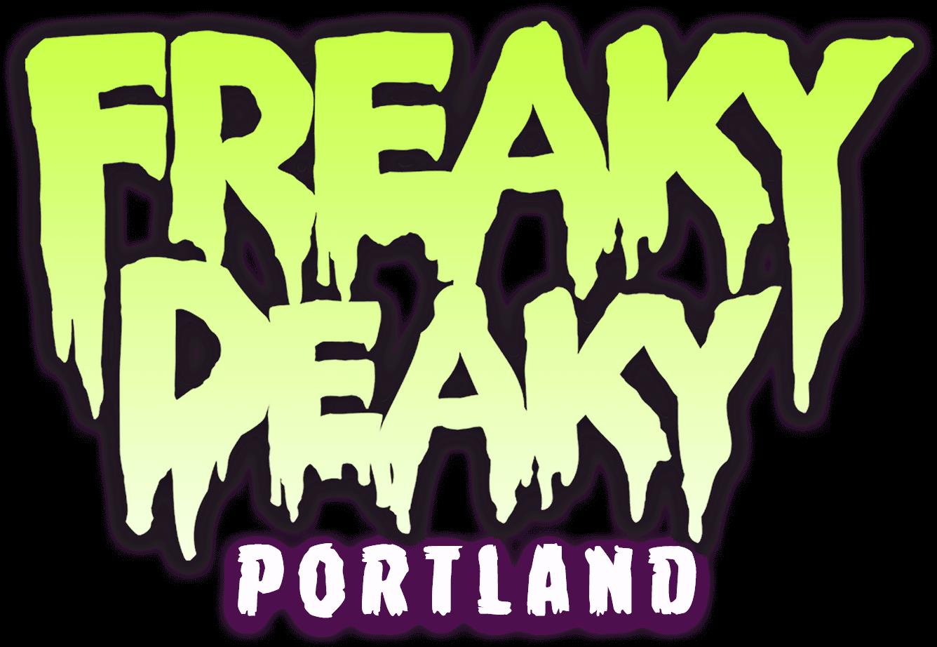 Freaky Deaky Portland