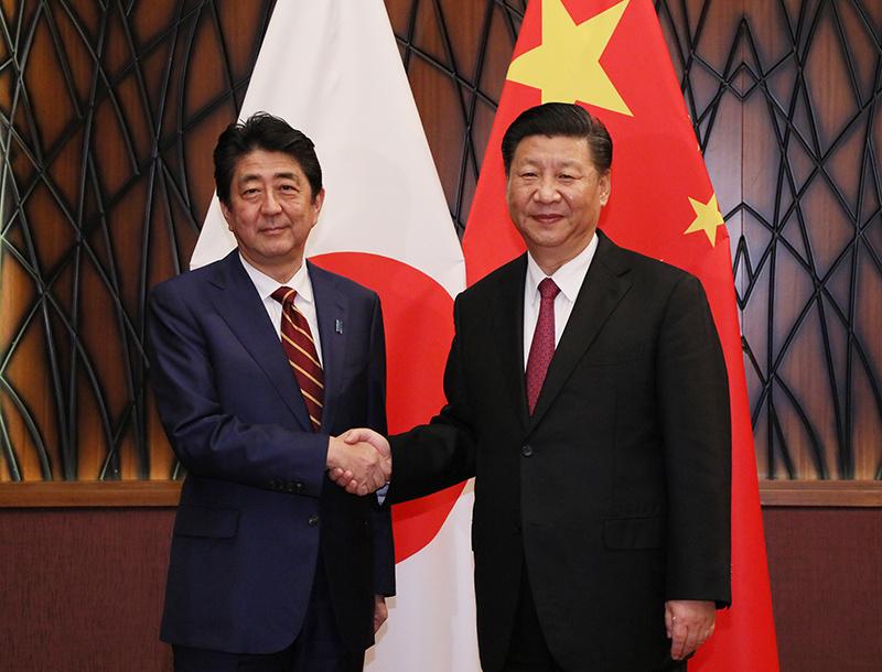 日中兩國關係進展,重啟「戰略對話」(圖/内閣官房内閣広報室/CC 4.0 國際)