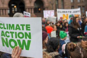 聯合國召開氣候高峰會,全球各地抗爭人數超過往年(圖/Pixabay)