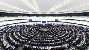 位於布魯塞爾的歐盟議會場(圖/Diliff/CC BY-SA 3.0)