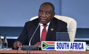 南非總統拉瑪佛沙譴責仇外暴力事件(圖/Пресс-служба Президента Российской Федерации/CC BY 4.0)