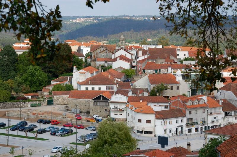 葡萄牙孔巴當市(Santa Comba Dao)(圖/Jmvicent/CC BY-SA 1.0)
