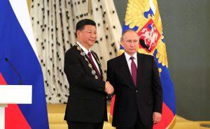 俄羅斯協助中國建立飛彈預警系統(圖/俄羅斯總統辦公室)
