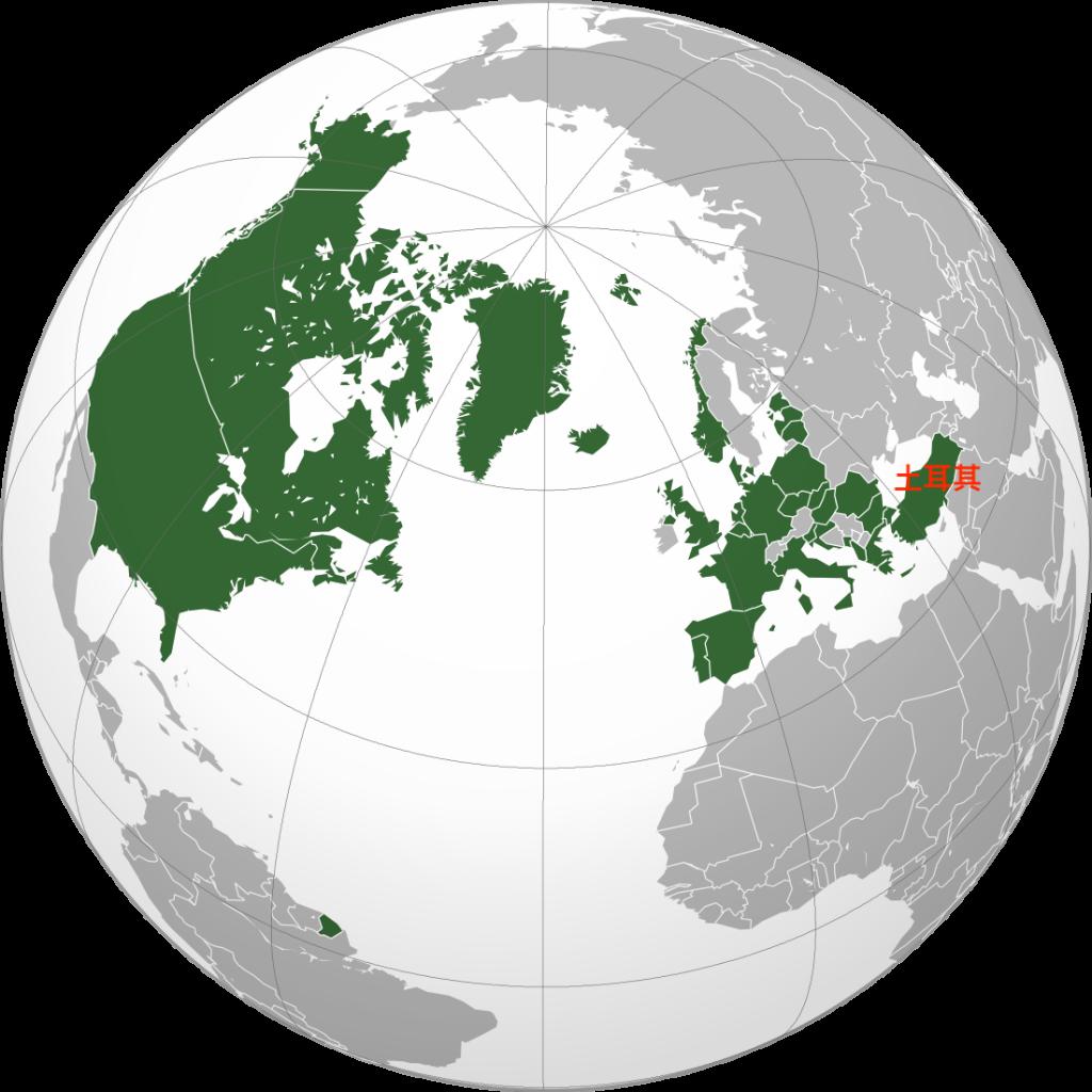 北約與土耳其關係陷入不明狀態(圖/Addicted04/CC BY-SA 4.0)