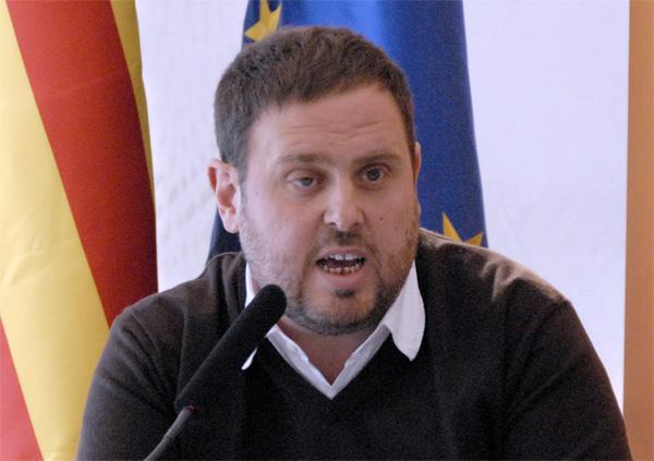加泰隆尼亞獨立運動璜克拉斯(Oriol Junqueras)(圖/Retuto/CC BY 4.0)