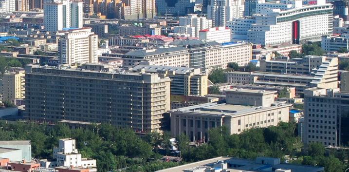 中國四中全會地點北京市京西賓館、人民大會堂宴會廳(圖/Wpcpey/CC BY-SA 4.0)