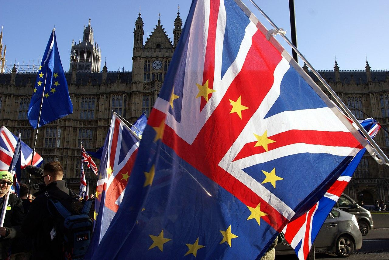 脫歐再陷僵局,英國的下一步何在?(圖/ChiralJon/CC BY 2.0)