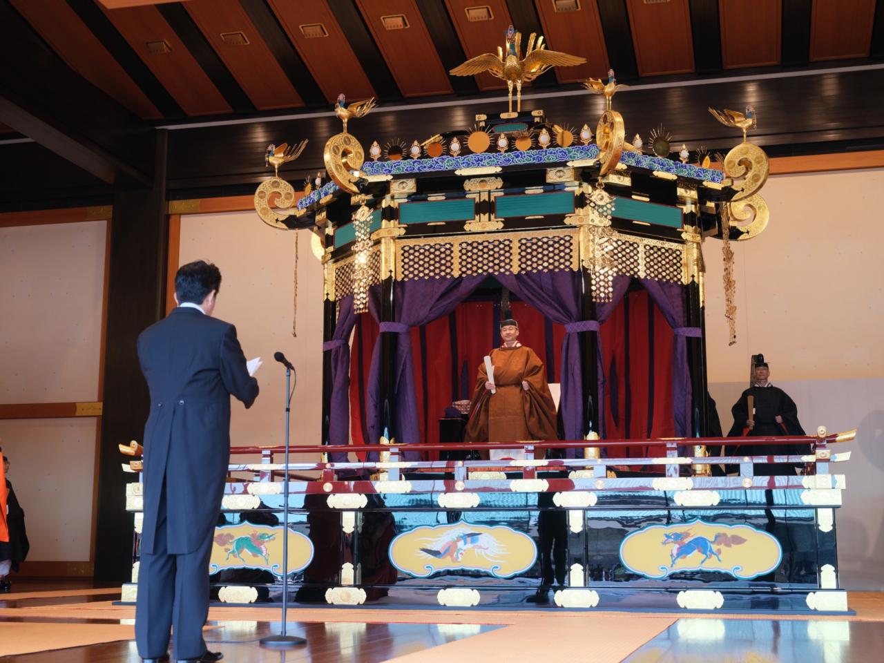 安倍自 21 日起利用各國代表出席天皇即位典禮之機會,分別與各國代表舉行短暫的會晤交流(圖/首相官邸/CC BY 4.0)