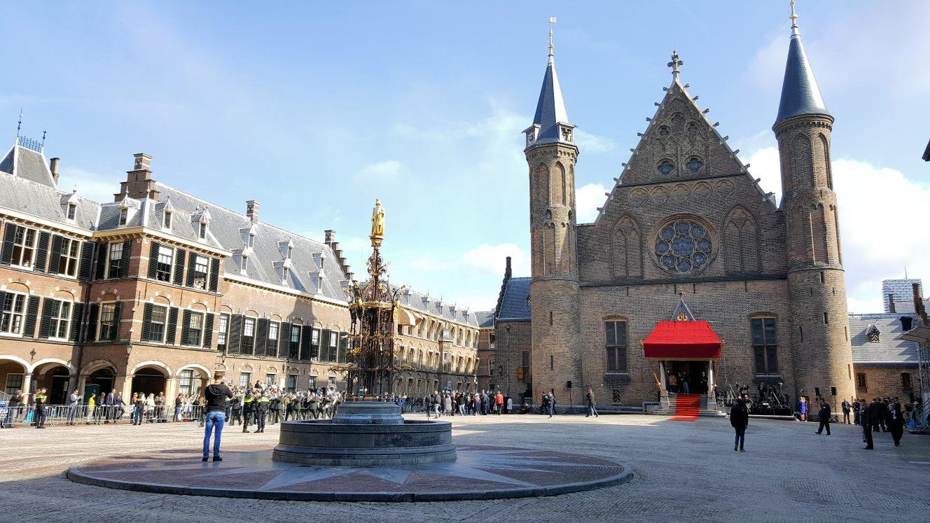 荷蘭眾議院日前公開力挺台灣參與國際組織,在經貿往來方面,據統計,僑外資投資台灣金額最高地區也是荷蘭(圖/Tweede Kamer臉書)