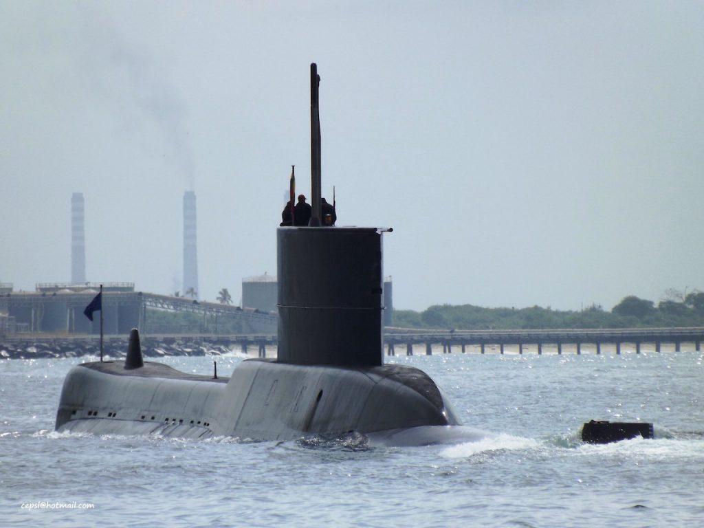 德國 U209 型潛艦(圖/Carlos E. Pérez S.L./CC BY-SA 2.0)