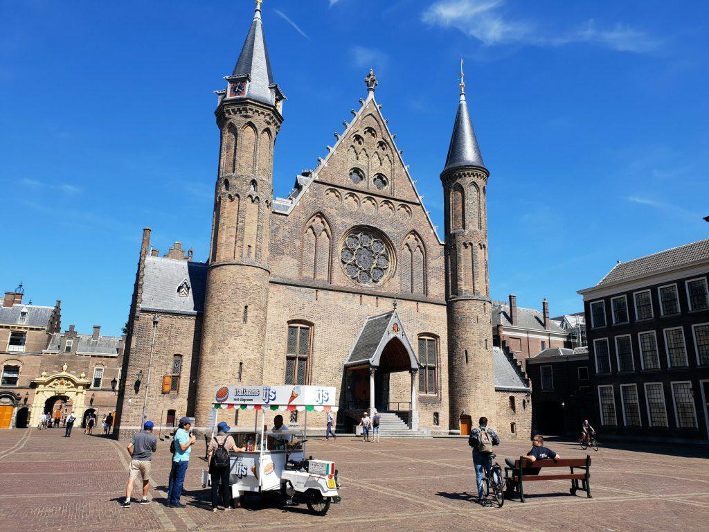 荷蘭眾議院公開力挺台灣參與國際組織(圖/Tweede Kamer臉書)