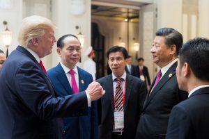 中美貿易磋商,暫時達成部分共識(圖/美國白宮/公共網域)