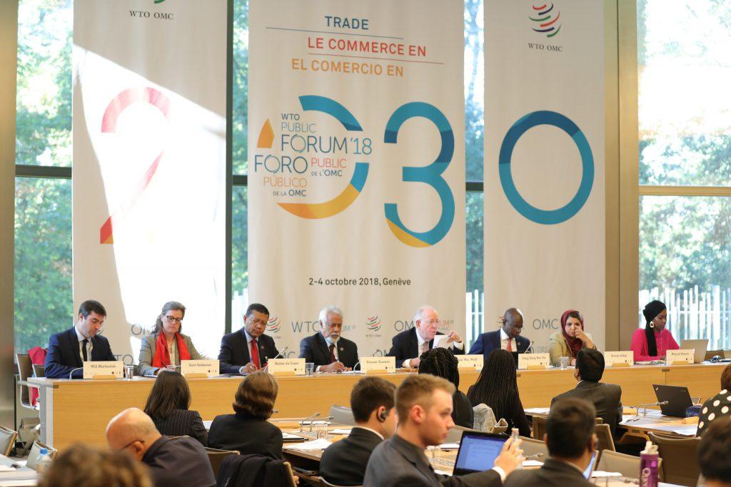 南韓棄享WTO開發中國家優惠(圖/ World Trade Organization/CC BY-SA 2.0)
