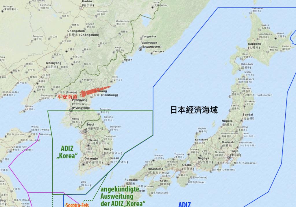 朝鮮年內,第12度射彈(圖/Maximilian Dörrbecker/CC BY-SA 2.0)