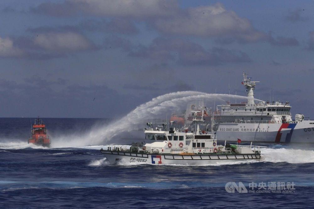 立法院三讀通過海洋基本法
