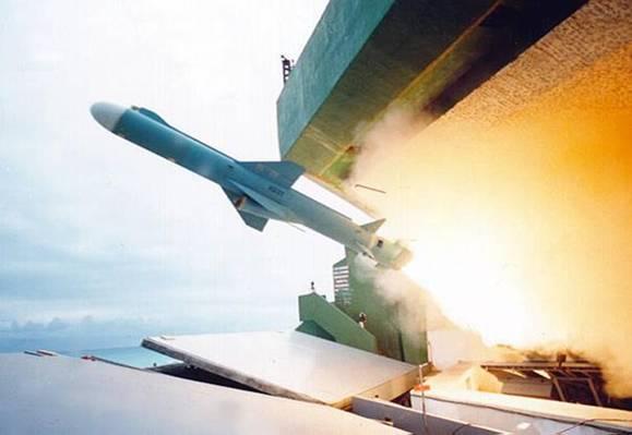 李登輝總統時期研發的彈道飛彈引擎技術,如今應用在「雄風-2E」等巡弋飛彈上,作為嚇阻中國軍事威脅的反制基礎(圖/中科院)