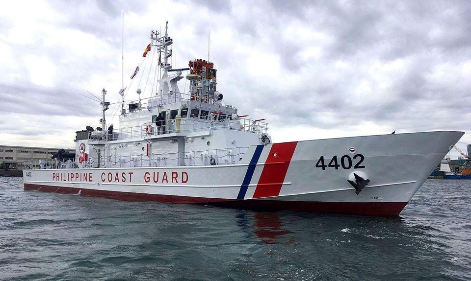 菲律賓海岸防衛隊(圖/Public Affairs Office Philippine Coast Guard/公共領域)