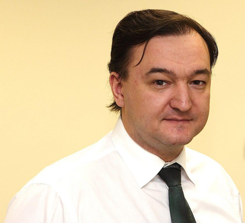 俄羅斯律師馬尼次基(Sergei Magnitsky)(圖/VOA/公共領域)
