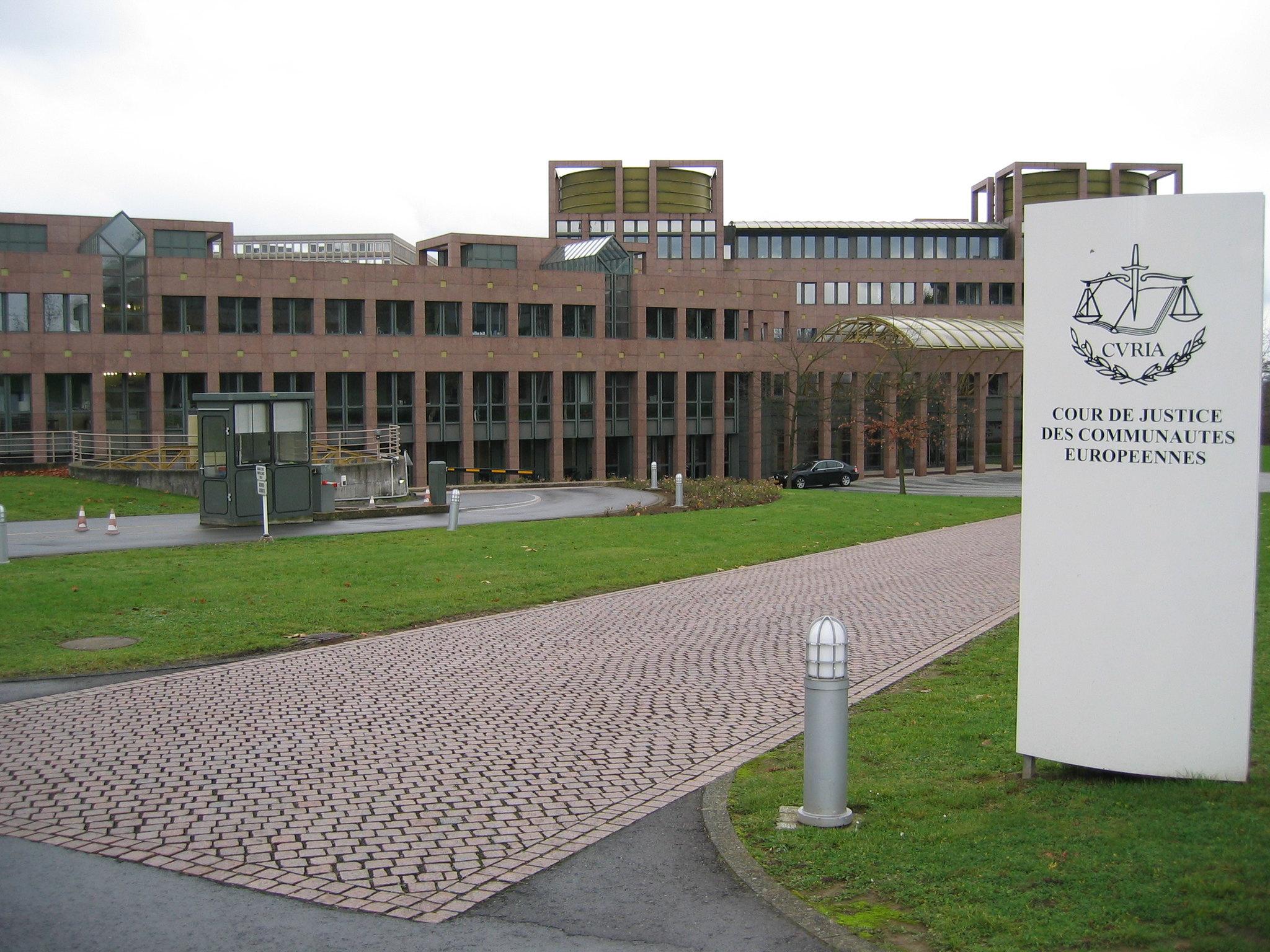 歐洲法院有權對不遵守歐盟法的會員國課以鉅額罰款(圖/ Cédric/CC BY 2.0)