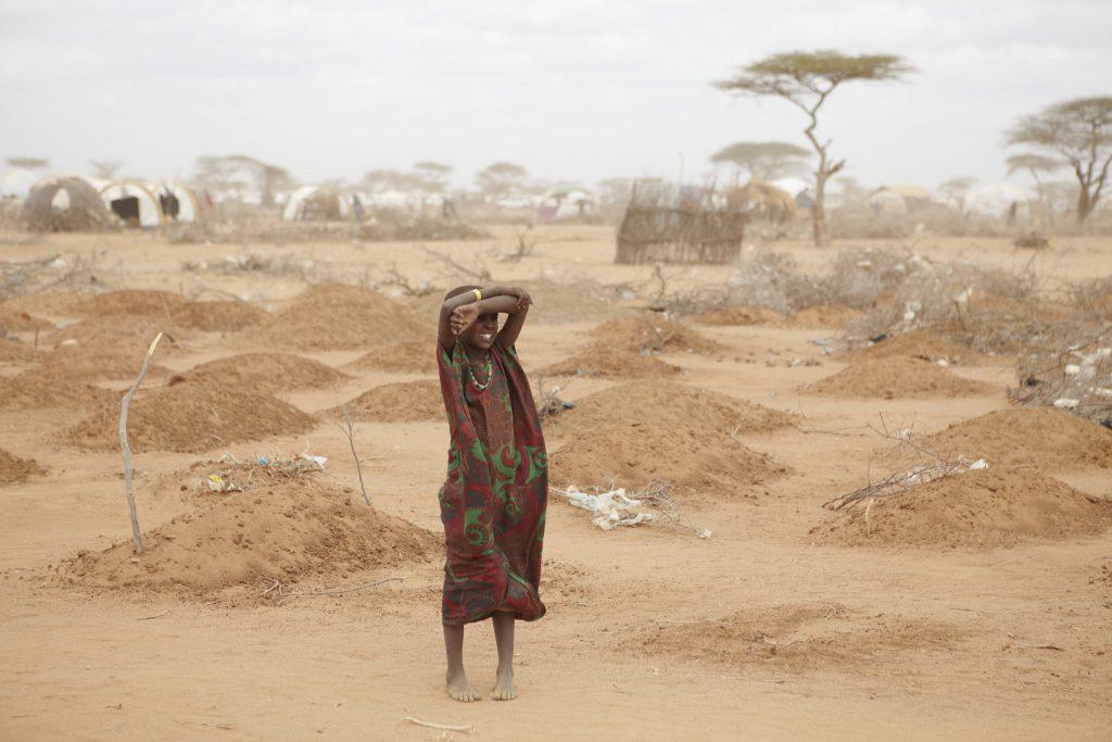 南非大旱,4,500 萬人面臨飢荒威脅(圖/Oxfam East Africa/CC BY 2.0)