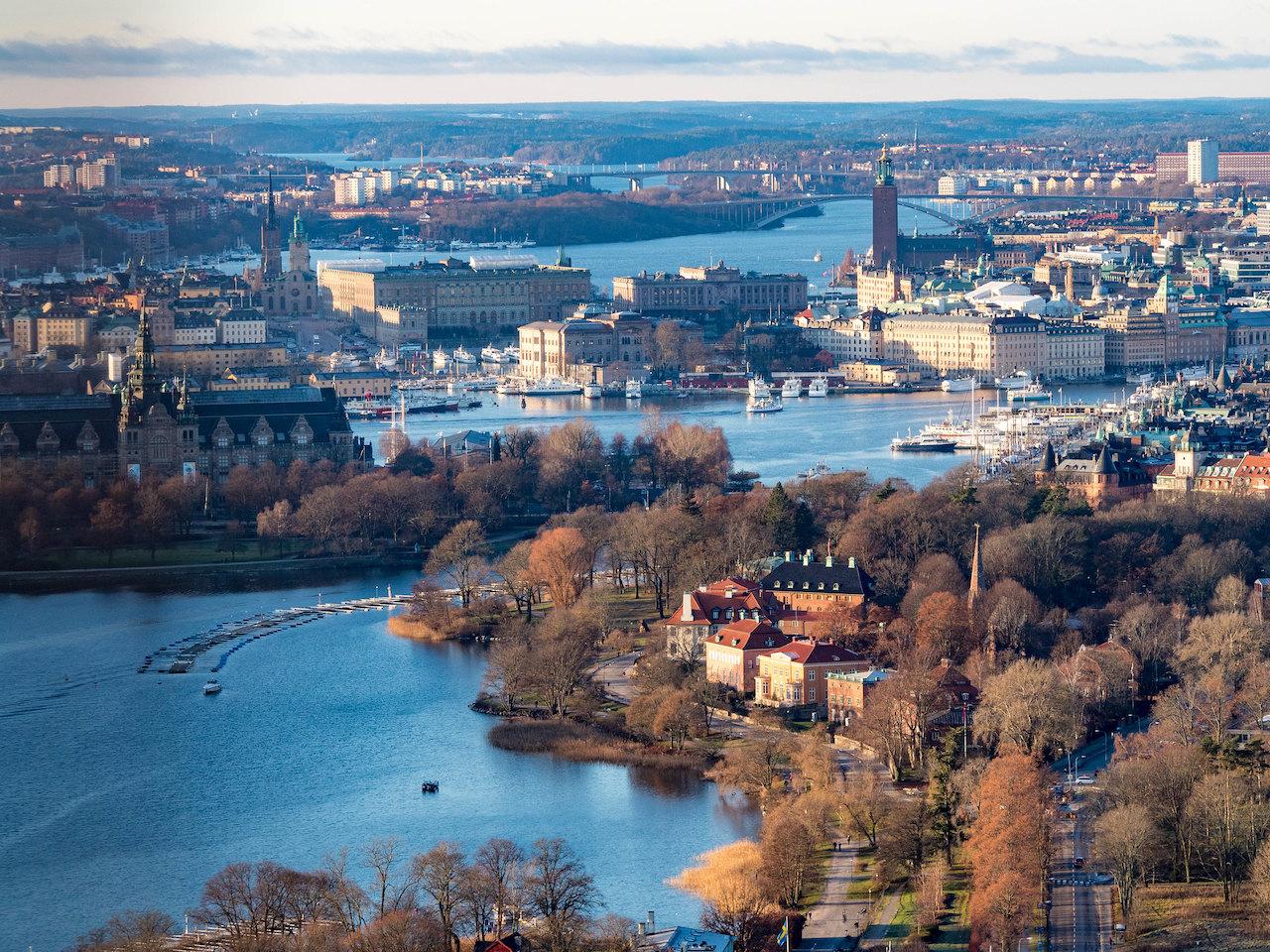 瑞典斯德哥爾摩(圖/chas B/CC BY 2.0)