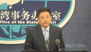 中國國台辦反駁介入台灣大選是無稽之談