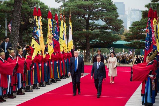 韓國態度強硬 拒絕美國施壓(圖/US Army)