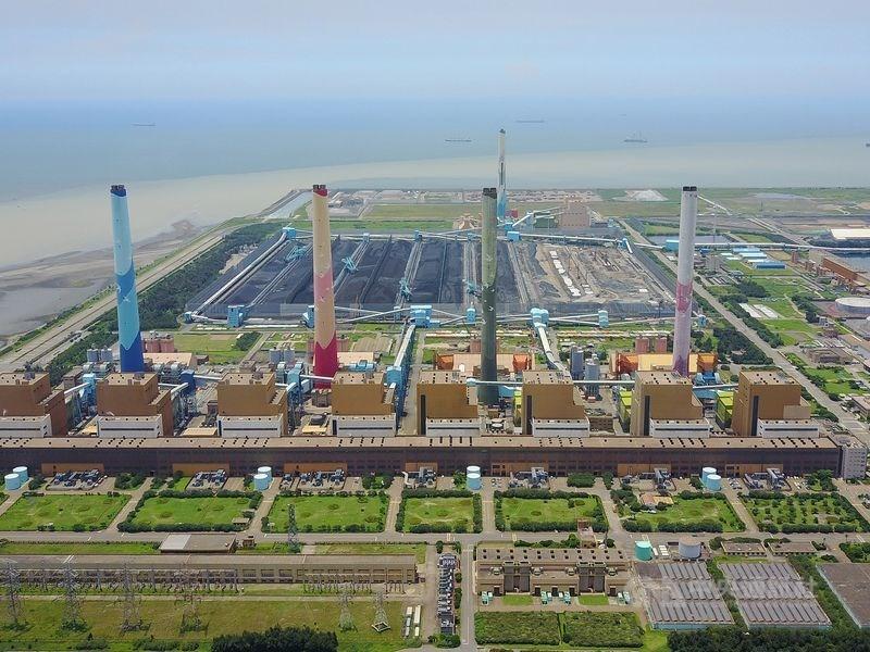 台中火力發電廠
