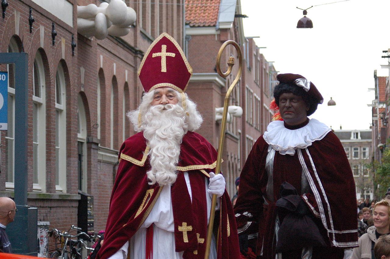 黑彼得、假彼得-荷蘭去殖民之路何去何從?(圖/CC BY-SA 2.0/Michell Zappa)