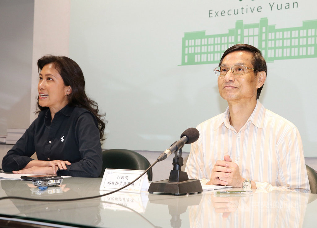 行政院政務委員兼總統府國家年金改革委員會執行長林萬億
