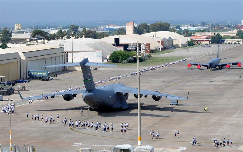 Incirlik 空軍基地(圖/美國國防部)