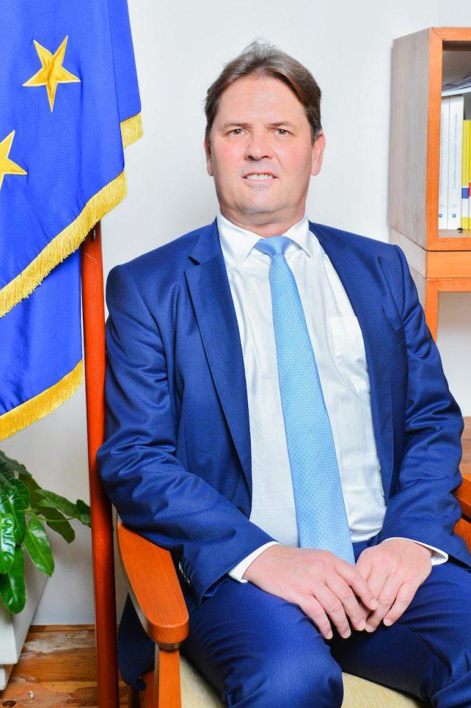 貝南驅逐歐盟駐貝南大使涅特(圖/歐盟官網)