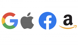 GAFA(Google、Apple、Facebook 和 Amazon)
