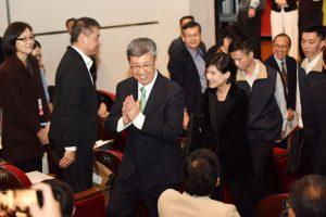 陳副總統與文化部長親自出席社造大會