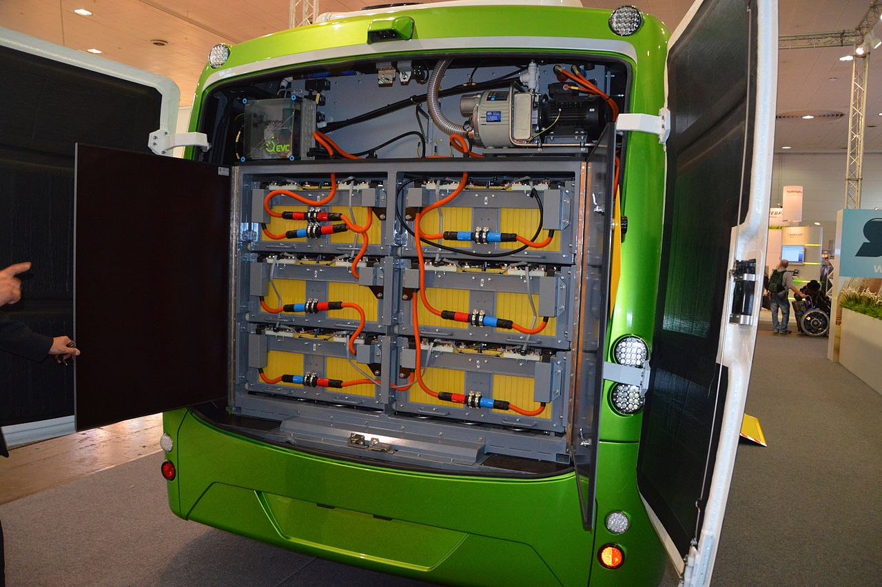 歐盟批准新電池技術 將投入台幣1000億元研發(圖/Spielvogel/CC0 1.0)