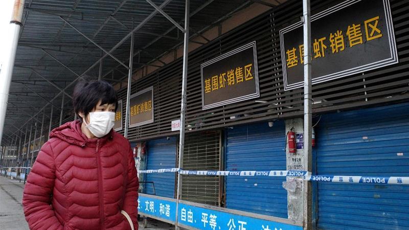 武漢海鮮市場(圖/SISTEMA 12/CC BY-SA 4.0)