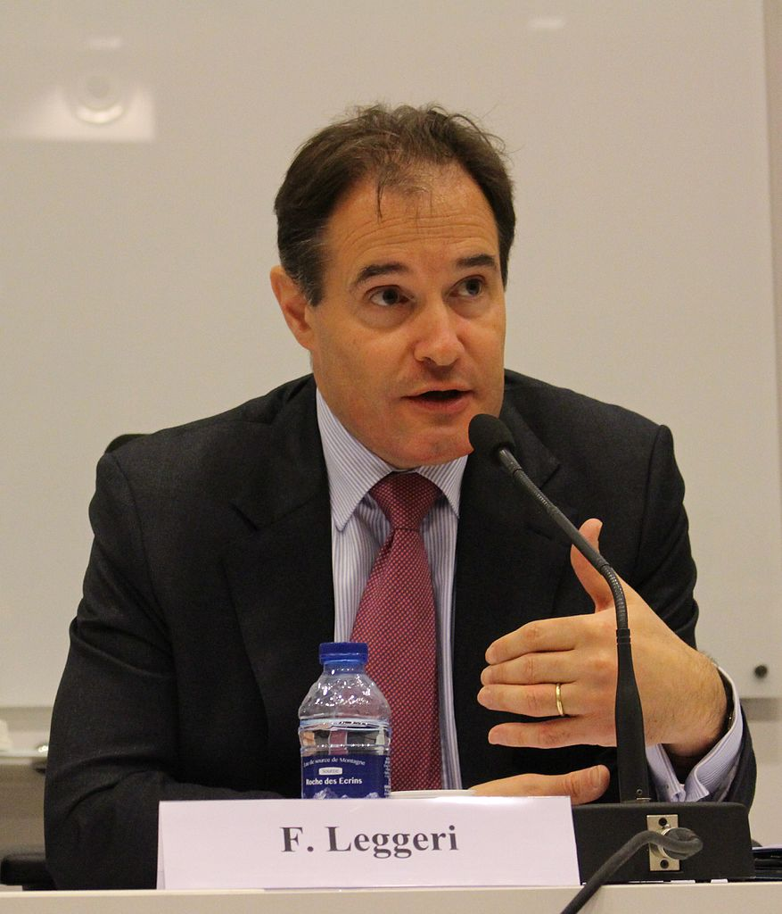 歐盟邊境管制署署長列格利(Fabrice Leggeri)(圖/Fernando Pereira : LeJC/CC BY-SA 3.0)