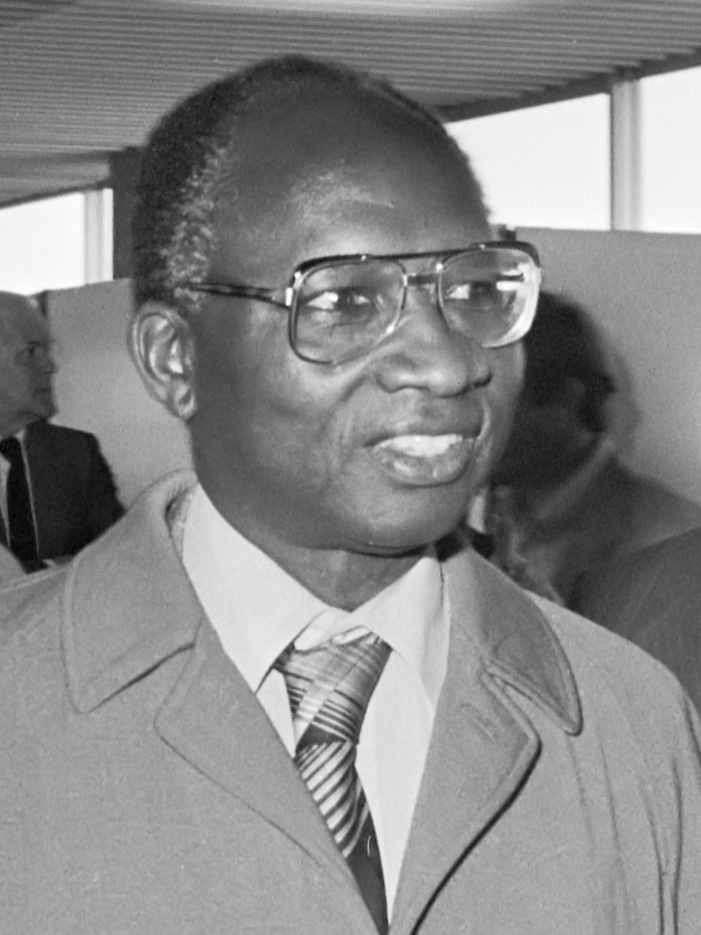 甘比亞前總統賈瓦拉(Dawda Kairaba Jawara)(圖/Fernando Pereira / Anefo/CC BY-SA 3.0 NL)