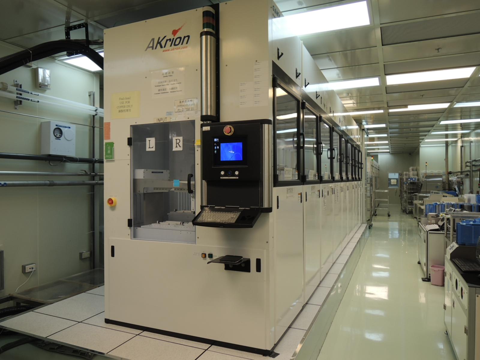 韓國掌握量產高純度氟化氫技術(圖/semicon-equip.com/CC BY-SA 2.0)