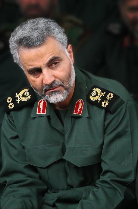 伊朗伊斯蘭革命衛隊指揮官蘇雷曼尼(Qasem Soleimani)(圖/sayyed shahab-o- din vajedi/CC BY 4.0)