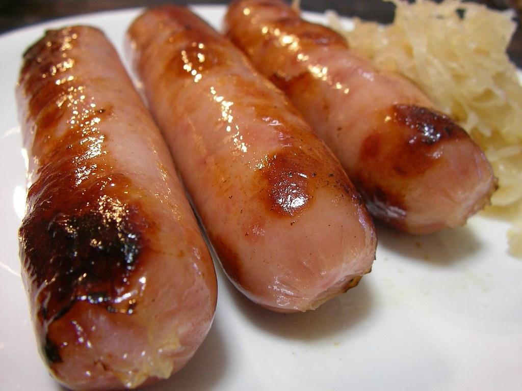 日本沖繩阿古豬アグー香腸(圖/Hajime NAKANO/CC BY 2.0)