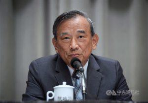 法務部次長陳明堂表示澳洲的確有來確認蔡正元的資料