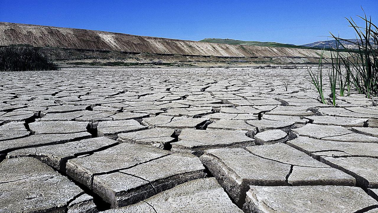 旱災、乾旱、缺水(圖/Hydrosami/CC BY-SA 4.0)