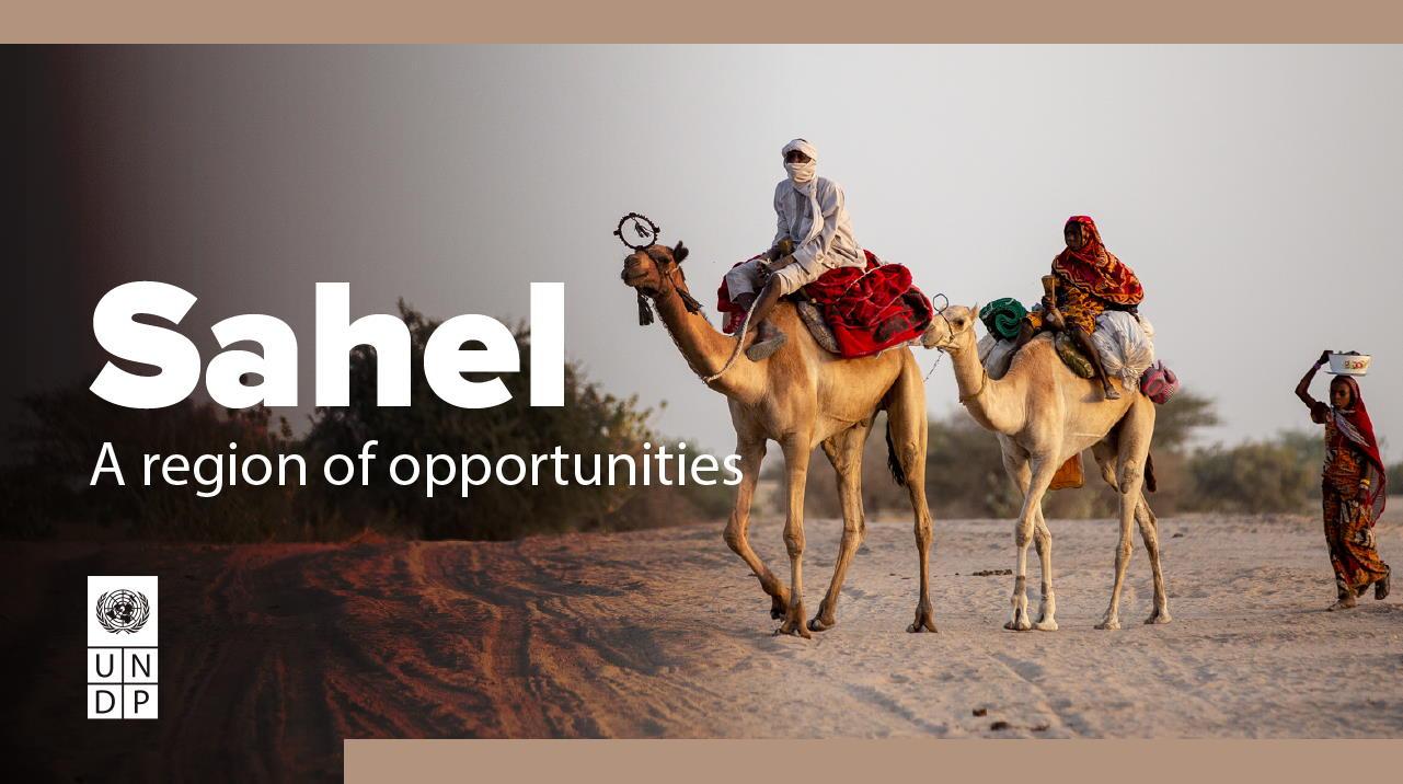 西非沙赫爾(圖/聯合國開發計劃署)