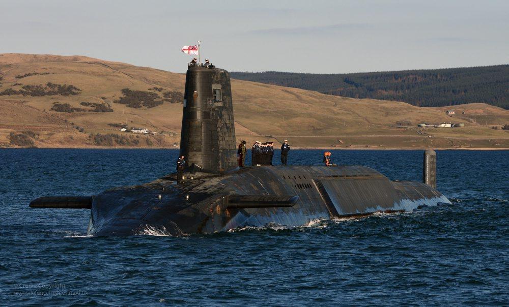 核子動力潛艇(圖/Defence Images/CC BY-SA 2.0)