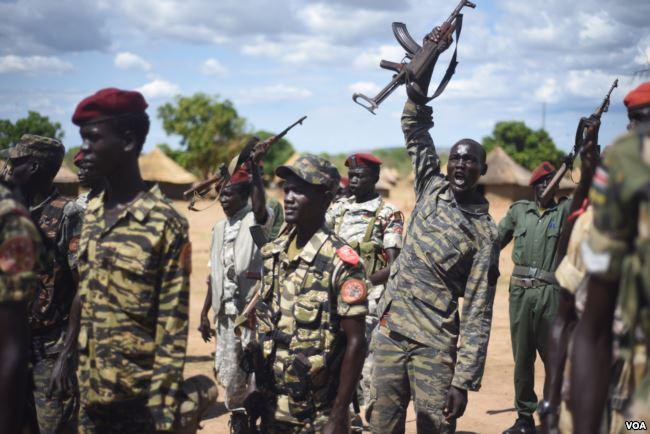 南蘇丹內戰(圖/Jason Patinkin (VOA)/公共領域)